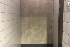 wc vägg innan