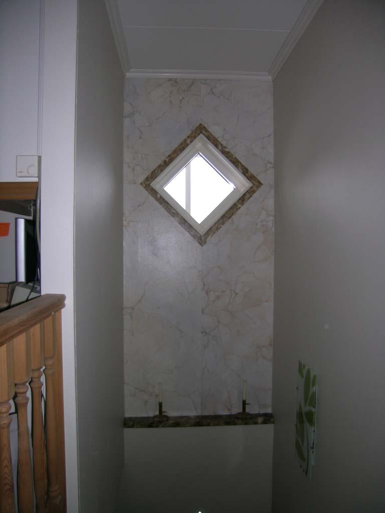 hall- marmorering